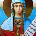 День Параскевы Пятницы: что можно, а что нельзя делать
