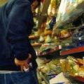Андрушівські поліцейські затримали магазинного злодія