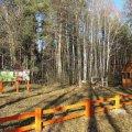 Народицькі лісівники облаштували новий рекреаційний пункт та просять не перетворювати його на смітник