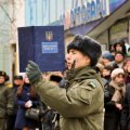 У Житомирі нацгвардійці склали присягу на вірність українському народові. ФОТО