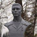 У Житомирі вшанували пам'ять десантника, який загинув, рятуючи життя парашутисту