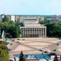 Які команди архітекторів братимуть участь у конкурсі на кращу концепцію реконструкції майданів Соборний та Перемоги?