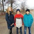В Радомышльском районе трое подростков-семиклассников задержали рецидивиста, угнавшего автомобиль. ФОТО