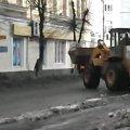 Технікою місцевого виробництва будуть прибирати сніг з вулиць Житомира