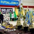 Розпочато заявковий період Кубку Житомирської області з футзалу