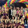 Житомирянки здобули шість медалей на чемпіонаті України з аеробіки