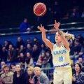 Бердичівська баскетболістка Аріна Білоцерківська повернулася грати в Україну