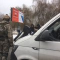 У Житомирі поліцейські затримали групу людей. ФОТО