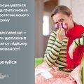 На Житомирщині проти грипу вакцинувалися майже 800 людей