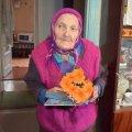 На Житомирщині ще один довгожитель відсвяткував свій день народження