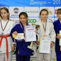 Житомирянки виграли срібло і бронзу на III Всеукраїнському турнірі з дзюдо «Українка»