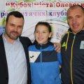 Юна спортсменка з Житомирщини стала бронзовою призеркою на Чемпіонаті України з вільної боротьби