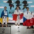 Житомирські каратисти вдало виступили на Чемпіонаті світу з Будо Карате серед дітей