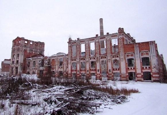Бердичівський цукровий завод - залишки колишньої гордості. ФОТО