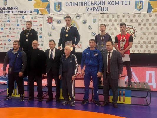 Студент Житомирського агроуніверситету здобув «бронзу» на Кубку України з греко-римської боротьби