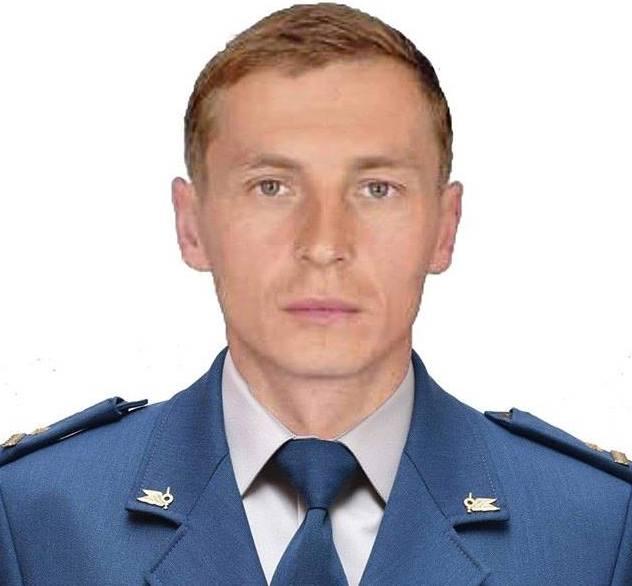 Стало відоме ім'я пілота, який загинув у авіакатастрофі біля смт. Озерне