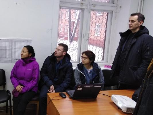 БФ «Лікарі без кордонів - Бельгія» відвідали  обласний протитуберкульозний диспансер Житомирської обласної ради