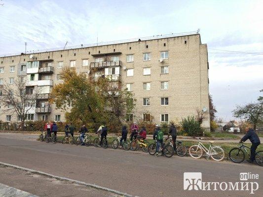 У 5 громадах України розробили велоконцепції 2018 року - сюди ввійшов і Житомир