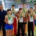 Житомирські кікбоксери завоювали шість медалей на Кубку України у Чернівцях