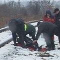 43-річний житель Бердичева потрапив під потяг