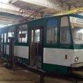 У Житомирі незабаром вийде на маршрут відновлений трамвай