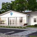В Житомирській області розпочато будівництво перших 9 амбулаторій