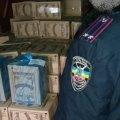 На Житомирщині під час обшуків вилучили 3,5 тонни незаконно виготовленого алкоголю та тютюнових виробів