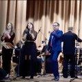 Вчера в Житомирской филармонии звучали мега-хиты рока в симфонической интерпретации оркестра из Хмельницкого