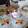 Новорічний ярмарок виробів ручної роботи у Житомирі. ФОТО