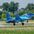Катастрофа Су-27 в Житомирской области. В командовании Воздушных сил заявили, что летчик выполнял упражнения в сложных метеоусловиях