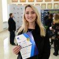 Студентка Житомирського агроуніверситету з власним проектом перемогла в освітньому конкурсі та поїде у Францію