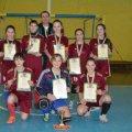 Команда Житомира – бронзовий призер чемпіонату Вінницької області з футзалу серед дівчат 2004-2005 рр. н.