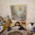 На Житомирщині від холоду і хвороб помирає художник-переселенець із Луганська