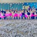 Новорічна казка з художньою гімнастикою в Житомирі. ФОТО