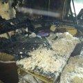 В Коростене в дыму загоревшегося дивана пострадали мать и дитя. 4-летний малыш погиб. ФОТО
