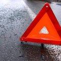 На автошляху Київ-Ковель автомобіль потрапив у кювет: травмовано пасажирку