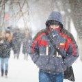 Завтра, 28 декабря, в Украине пройдет снег с дождем