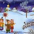 Українські колядки та щедрівки на Різдво Христове