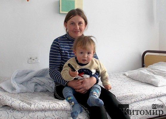 В Любарском районе 2-летний малыш едва не умер от переохлаждения в присутствии матери