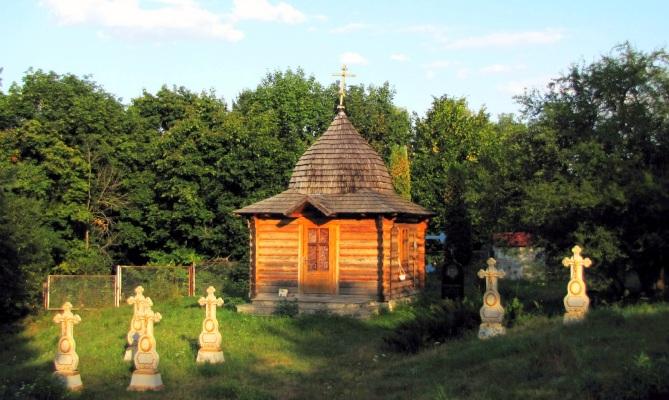Тригірський монастир що на Житомирщині. ФОТО