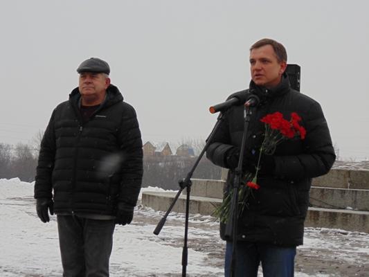 Юрій Павленко: Ми не допустимо, аби Перемога у Великій Вітчизняній війні та її герої були викреслені з історії