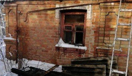 В Бердичеві під час пожежі в оселі травмувалася господиня