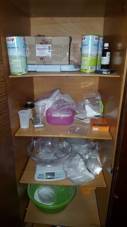 На Житомирщині збували та зберігали наркотичні засоби. ФОТО