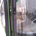 У Житомирі комунальний автобус збив жінку на пішоходному переході