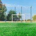 На Житомирщині в 2018 році встановили 20 футбольних полів