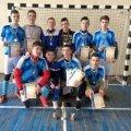 Команда з Бердичева здобула перемогу на Всеукраїнському турнірі з футболу