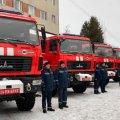 На Житомирщині у рятувальників з'явилася нова техніка