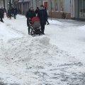 У Житомирі комунальники познущалися над вулицею Михайлівською та житомирянами. ФОТО