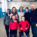 У Житомирі відбувся відкритий урок з художньої гімнастики. ФОТО