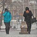Сегодня днем, 28 января, в Украине без осадков